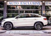 Mercedes GLE 43 AMG Coupè - Blanco - Auto Exclusive BCN - Concesionario Ocasión Mercedes Barcelona_DSC7164
