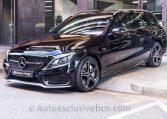 Mercedes C 43 AMG-Estate 4M - Negro -Auto Exclusive-BCN-Concesionario-Ocasion-Mercedes-Barcelona__DSC7052