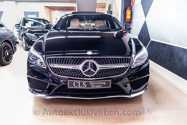 Mercedes CLS 350 d AMG PLUS - Shooting Brake - Auto Exclusive BCN