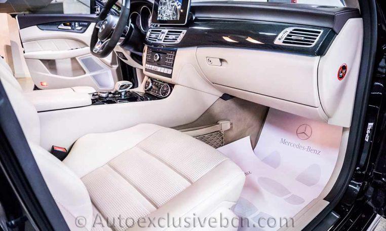 Mercedes CLS 63 AMG S - Negro - Auto Exclusive BCN, Concesioanrio Ocasión Mercedes Barcelona_DSC7294Mercedes CLS 63 AMG S - Negro - Auto Exclusive BCN, Concesioanrio Ocasión Mercedes Barcelona_DSC7294