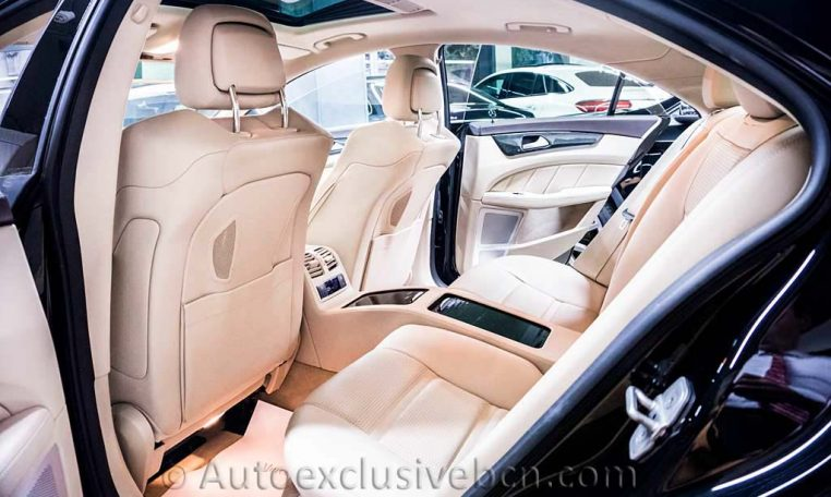 Mercedes CLS 63 AMG S - Negro - Auto Exclusive BCN, Concesioanrio Ocasión Mercedes Barcelona_DSC7297