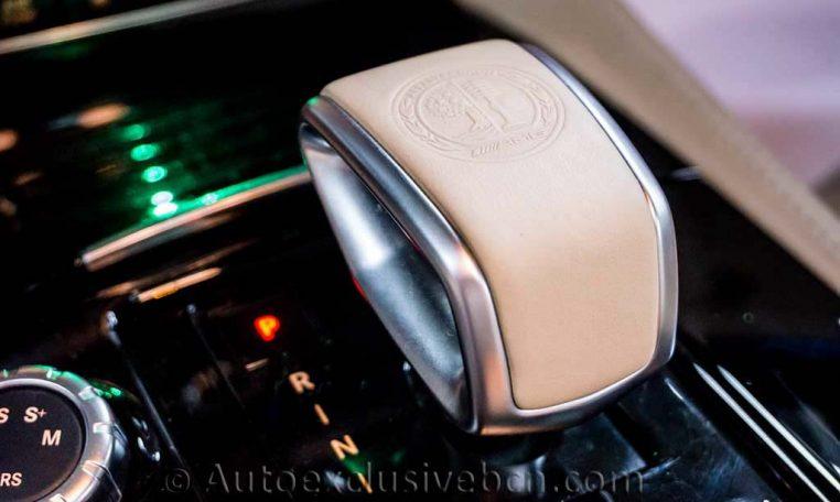 Mercedes CLS 63 AMG S - Negro - Auto Exclusive BCN, Concesioanrio Ocasión Mercedes Barcelona_DSC7305