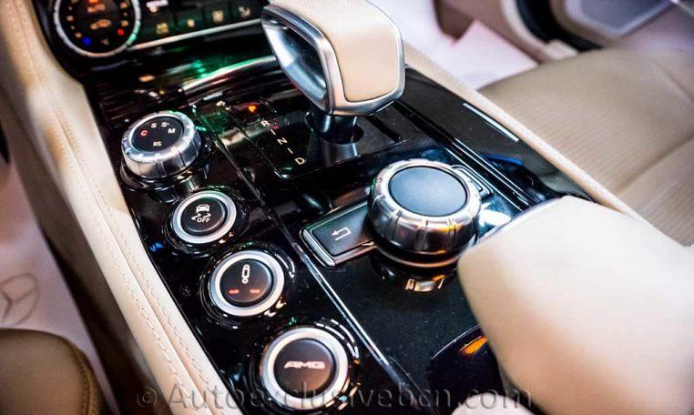 Mercedes CLS 63 AMG S - Negro - Auto Exclusive BCN, Concesioanrio Ocasión Mercedes Barcelona_DSC7306