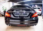 Mercedes CLS 63 AMG S - Negro - Auto Exclusive BCN, Concesioanrio Ocasión Mercedes Barcelona_DSC7316