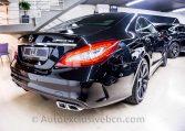 Mercedes CLS 63 AMG S - Negro - Auto Exclusive BCN, Concesioanrio Ocasión Mercedes Barcelona_DSC7318