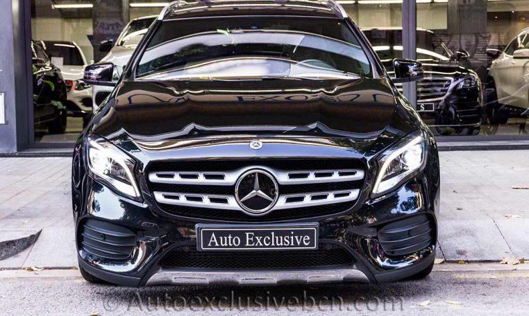 Mercedes GLA 200 d AMG - Piel Beige -Auto Exclusive BCN_DSC7325