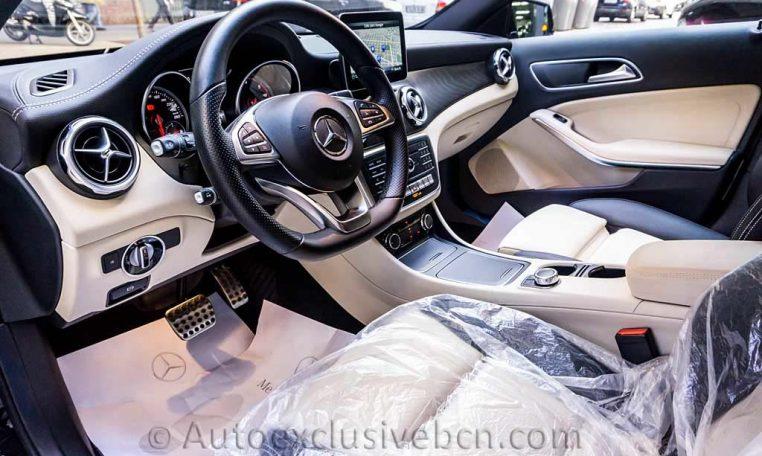Mercedes GLA 200 d AMG - Piel Beige -Auto Exclusive BCN_DSC7334