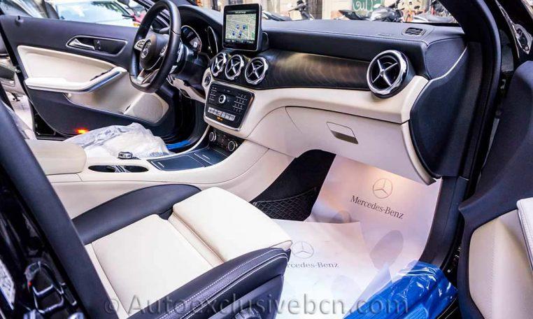 Mercedes GLA 200 d AMG - Piel Beige -Auto Exclusive BCN_DSC7336