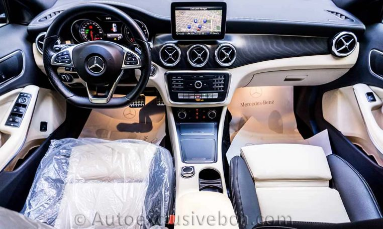 Mercedes GLA 200 d AMG - Piel Beige -Auto Exclusive BCN_DSC7340