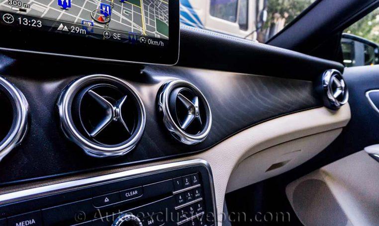 Mercedes GLA 200 d AMG - Piel Beige -Auto Exclusive BCN_DSC7344