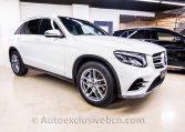 Mercedes GLC 250 4M AMG - Blanco - Auto Exclusive BCN - Concesionario Ocasion Mercedes Barcelona_DSC7207_1