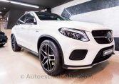 Mercedes GLE 43 AMG Coupè - Blanco - Auto Exclusive BCN - Concesionario Ocasión Mercedes Barcelona_DSC6574