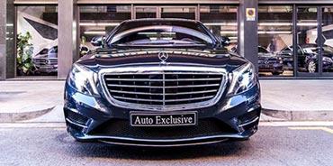 Vehículos - Auto Exclusive BCN - Tu concesionario Ocasión Mercedes en Barcelona