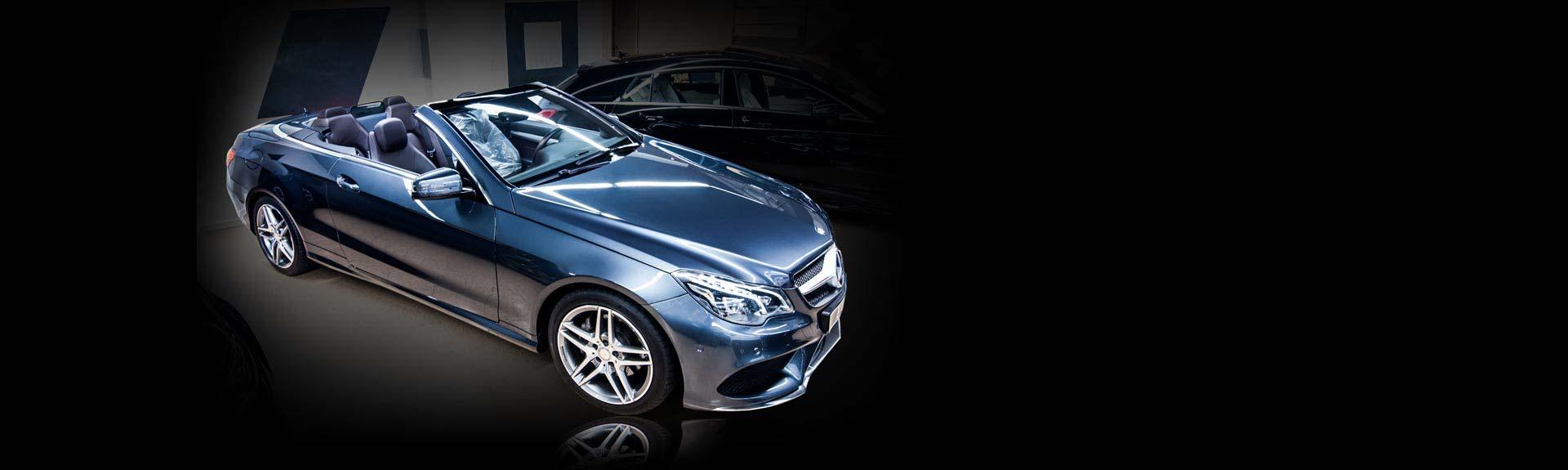 Descapotables - Auto Exclusive BCN - Concesionario Ocasión Mercedes Barcelona