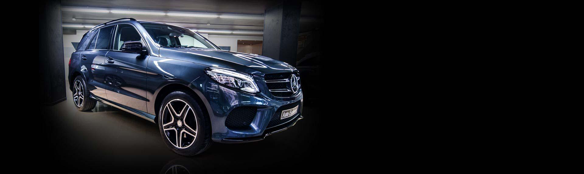 SUV y 4x4 - Auto Exclusive BCN - Concesionario Ocasión Mercedes Barcelona