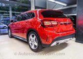 Mercedes GLA 220d AMG - Rojo - Auto Exclusive BCN_DSC7367