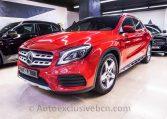 Mercedes GLA 220d AMG - Rojo - Auto Exclusive BCN_DSC7373