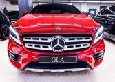 Mercedes GLA 220d AMG - Rojo - Auto Exclusive BCN_DSC7375