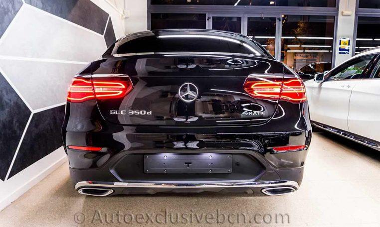 Mercedes GLC 350d 4M Coupè AMG - Auto Exclusive BCN -Concesionario Ocasión Mercedes Barcelona_DSC7351