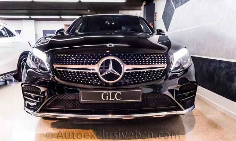 Mercedes GLC 350d 4M Coupè AMG - Auto Exclusive BCN -Concesionario Ocasión Mercedes Barcelona_DSC7360