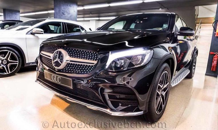 Mercedes GLC 350d 4M Coupè AMG - Auto Exclusive BCN -Concesionario Ocasión Mercedes Barcelona_DSC7362