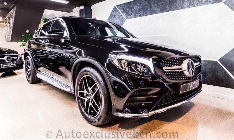 Mercedes GLC 350d 4M Coupè AMG - Auto Exclusive BCN -Concesionario Ocasión Mercedes Barcelona_DSC7364_1