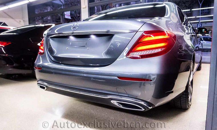Mercedes E 220d Avantgarde - Auto Exclusive BCN_DSC7523