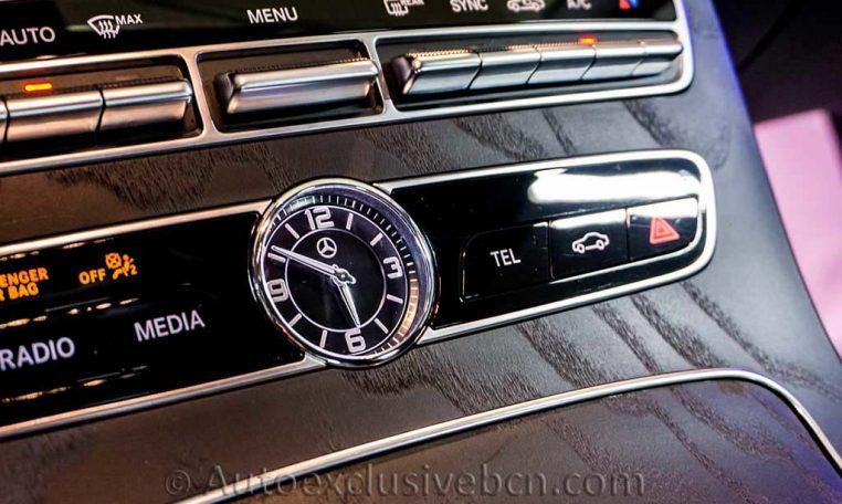 Mercedes E 220d Avantgarde - Auto Exclusive BCN_DSC7536