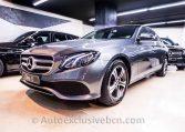 Mercedes E 220d Avantgarde - Auto Exclusive BCN_DSC7546