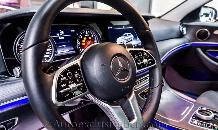 Mercedes E 220d Avantgarde - Auto Exclusive BCN_DSC7552