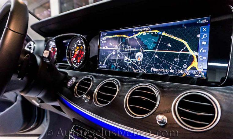 Mercedes E 220d Avantgarde - Auto Exclusive BCN_DSC7554