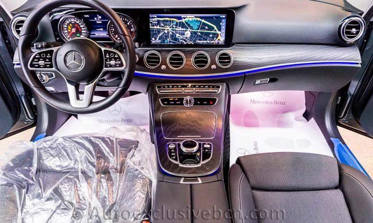 Mercedes E 220d Avantgarde - Auto Exclusive BCN_DSC7556