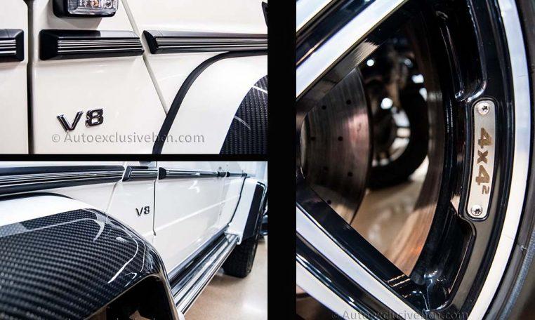 Mercedes G 500 4x4-2 - Auto Exclusive BCN - Concesionario Ocasión Mercedes Barcelona4xdetalle