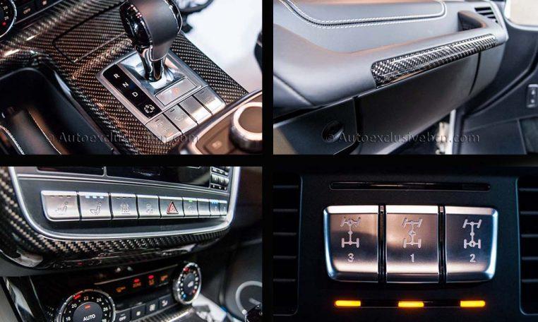 Mercedes G 500 4x4-2 - Auto Exclusive BCN - Concesionario Ocasión Mercedes Barcelona4xdetalle3