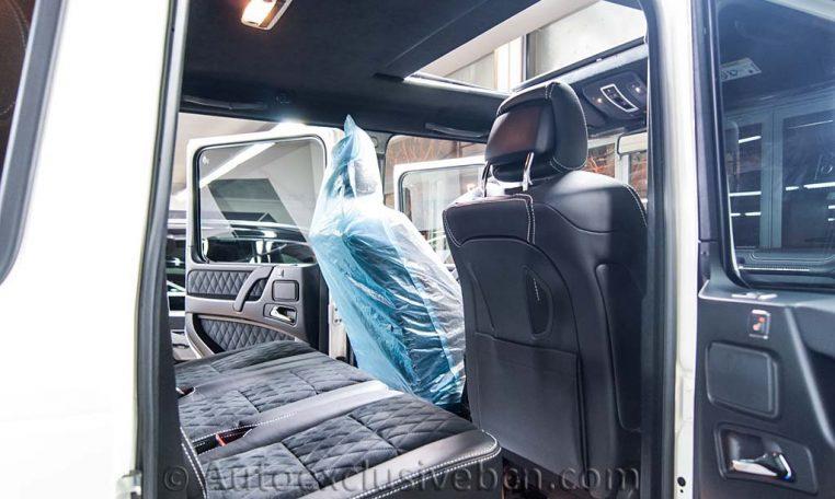 Mercedes G 500 4x4-2 - Auto Exclusive BCN - Concesionario Ocasión Mercedes Barcelona_DSC5724