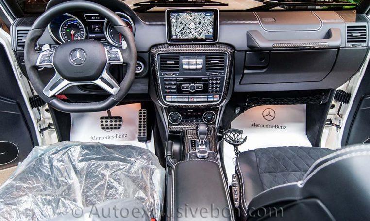 Mercedes G 500 4x4-2 - Auto Exclusive BCN - Concesionario Ocasión Mercedes Barcelona_DSC5729