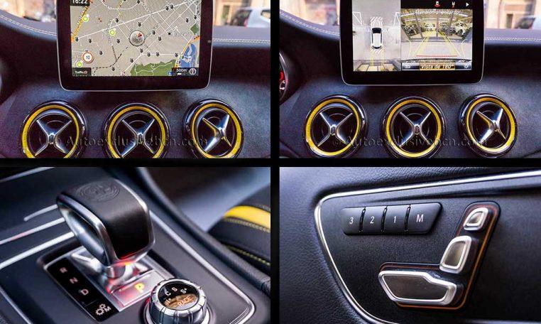Mercedes GLA 45 AMG - Yellow Art Ed. - Auto Exclusive BCN - Concesionario Ocasión Mercedes Barcelona -detalle1