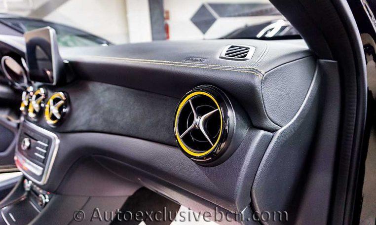 Mercedes GLA 45 AMG - Yellow Night Ed. - Auto Exclusive BCN_DSC7426