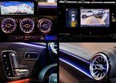 Mercedes A250 AMG -Negro -Piel- Auto Exclusive BCN_4xdetalle