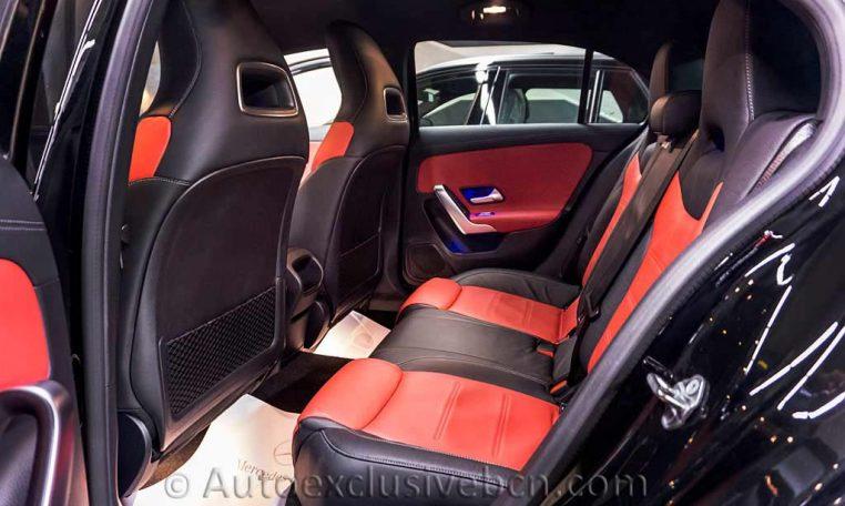 Mercedes A250 AMG -Negro -Piel- Auto Exclusive BCN_DSC7630