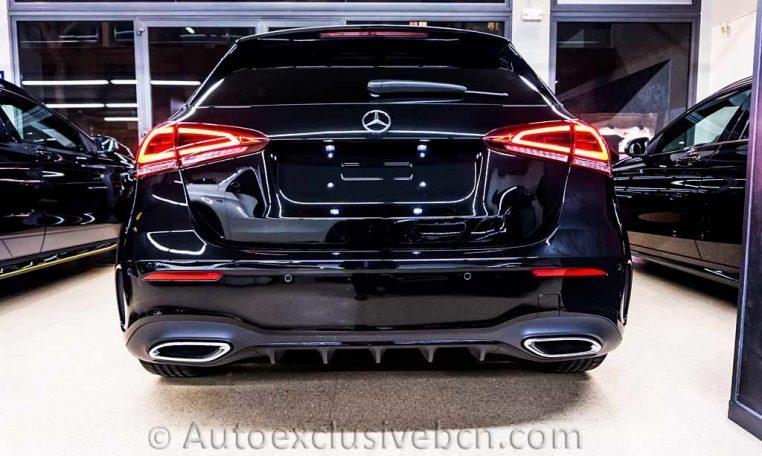 Mercedes A250 AMG -Negro -Piel- Auto Exclusive BCN_DSC7651