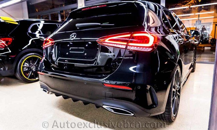 Mercedes A250 AMG -Negro -Piel- Auto Exclusive BCN_DSC7654