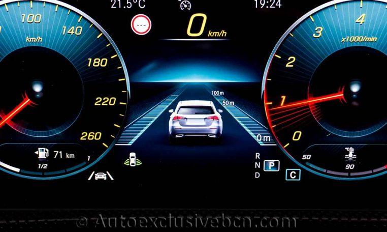 Mercedes A250 AMG -Negro -Piel- Auto Exclusive BCN_DSC7656