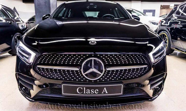 Mercedes A250 AMG -Negro -Piel- Auto Exclusive BCN_DSC7673