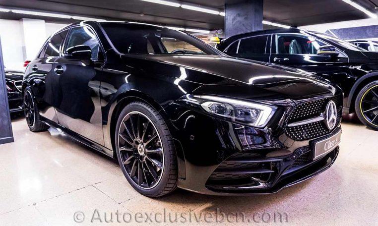 Mercedes A250 AMG -Negro -Piel- Auto Exclusive BCN_DSC7676