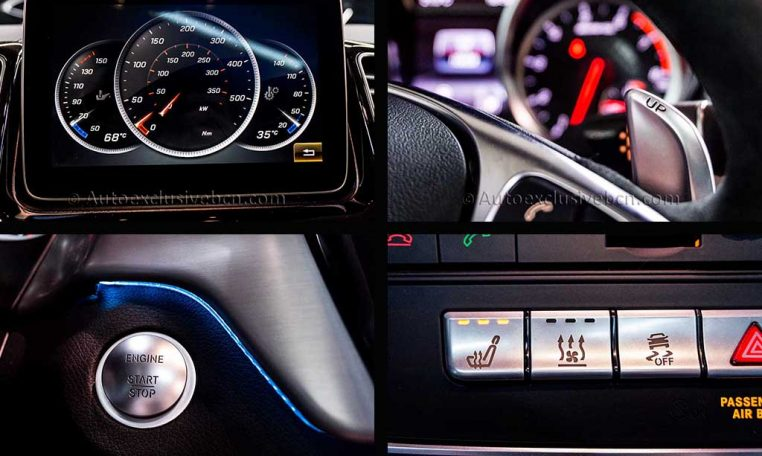Mercedes GLE 43 AMG Coupè - Auto Exclusive BCN - 4xDetalle1