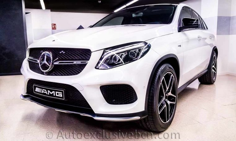 Mercedes GLE 43 AMG Coupè - Auto Exclusive BCN_DSC7681