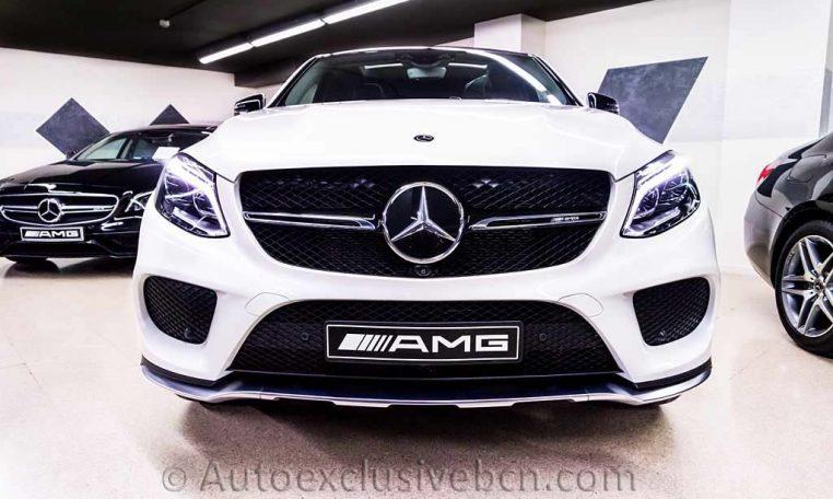Mercedes GLE 43 AMG Coupè - Auto Exclusive BCN_DSC7689