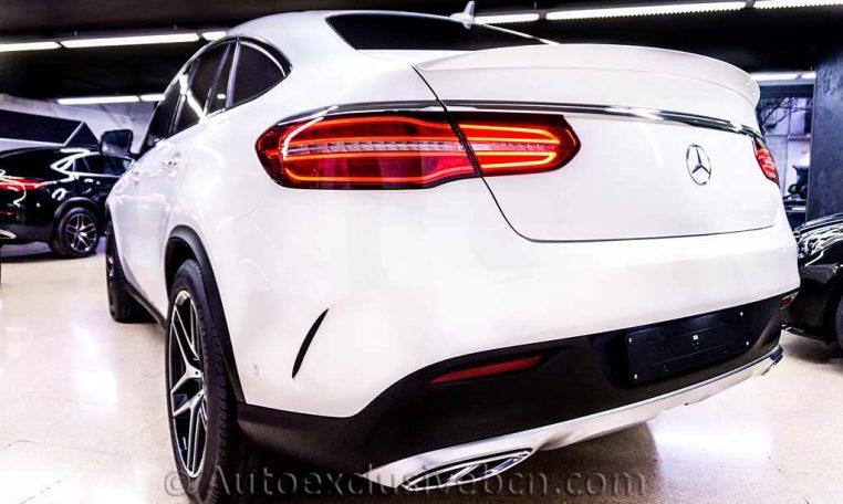 Mercedes GLE 43 AMG Coupè - Auto Exclusive BCN_DSC7695