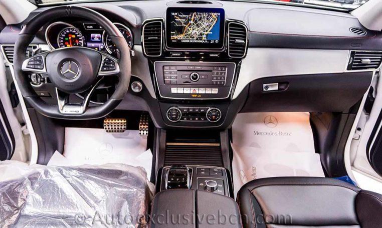 Mercedes GLE 43 AMG Coupè - Auto Exclusive BCN_DSC7708
